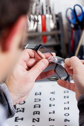 Experienced Opticians and Staff